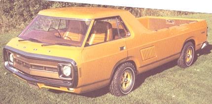 Ford Explorer SUV Concept Pickup