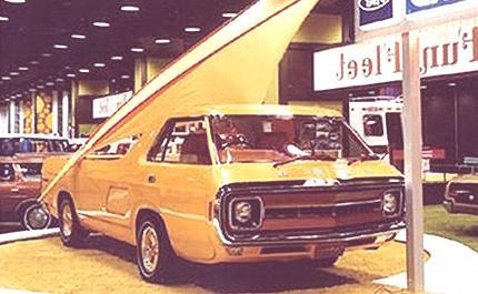 Ford Explorer SUV Concept Pickup2