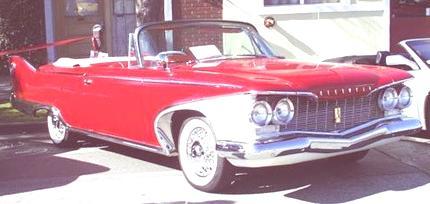 Fury Hard Top 1960