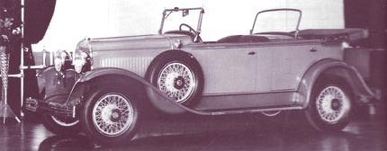 Imperial Series 75 Tonneau Pheaton