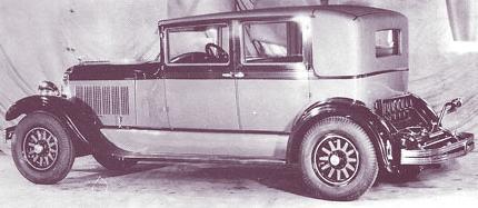 Imperial Town 80 sedan