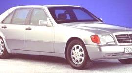 Mercedes-Benz 600 SE 1991, historia