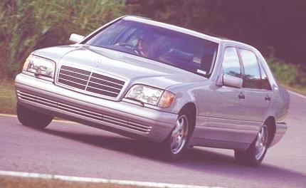 Mercedes Benz 600 SE 2