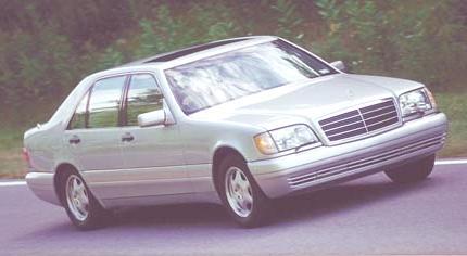 Mercedes Benz 600 SE 3
