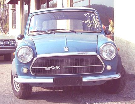 Mini Cooper 1300 - 1974 02