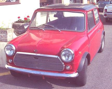 Mini Cooper 1971 01