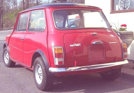 Mini Cooper 1971 02