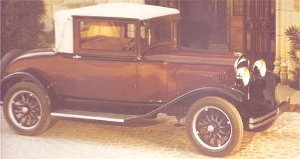 Plymouth model Q