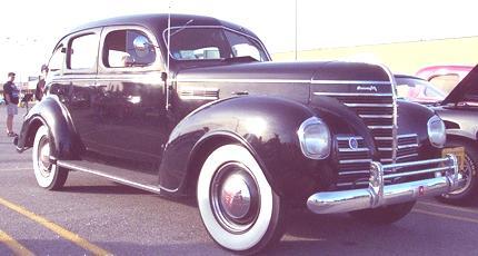 Sedan 1933
