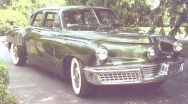 Tucker Torpedo 1948, historia
