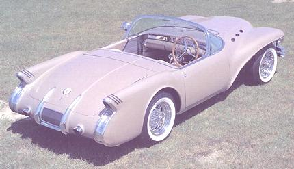 Wildcat II 1954 01