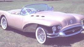 Buick Wildcat II Concept 1954, historia