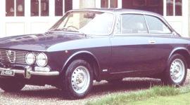 Alfa Romeo GTV 1967, historia