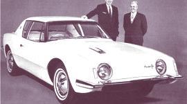 Studebaker Avanti 1963, historia