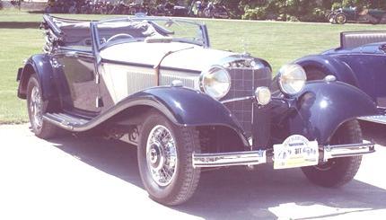 mercedes540k1936