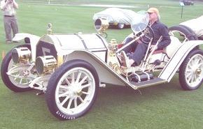 Mercer Raceabout 1911, historia