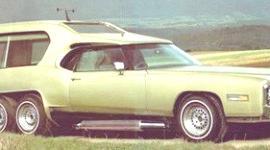 Sbarro TAG Function Car 1978: una idea que no le sentó bien a Cadillac