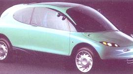 Historia de los Concept Cars, Ford Connecta y Ghia Focus 1992