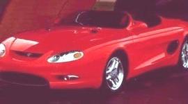 Historia de los Concept Cars, Ford Mustang Mach III y Synthesis 1993