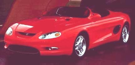 009 - 1993 Mustang Mach III 002