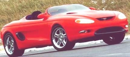 012 - 1993 Mustang Mach III 005