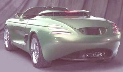 013 - 1993 Mustang Mach III 006