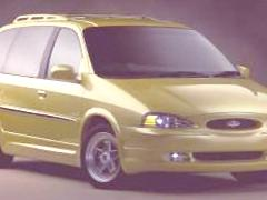 Historia de los Concept Cars, Ford SHO-Star y GT90 Concept 1995