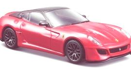 Consigue tu maqueta Ferrari