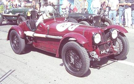 1935-Maserati Tipo 6 C-34 Sport #3026 MM-35