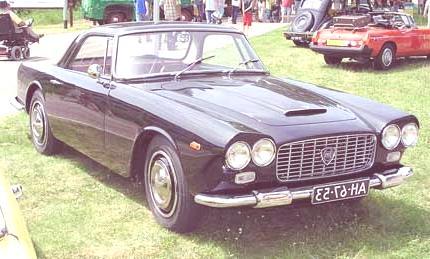 Lancia Flaminia GT 3C 1962, historia | Coches Miticos