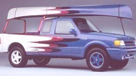 Historia de los Concept Cars, Ford Ranger Splash y Vivace 1994