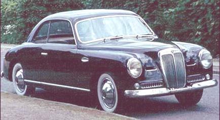 Aurelia B20 GT 1951