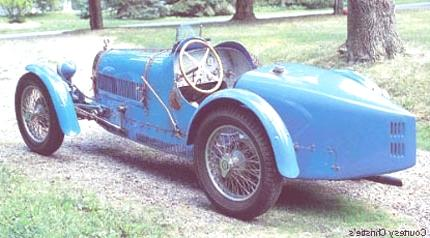 Bugatti Type 37 1925 2