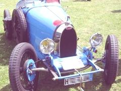 Bugatti Type 37 1925, historia