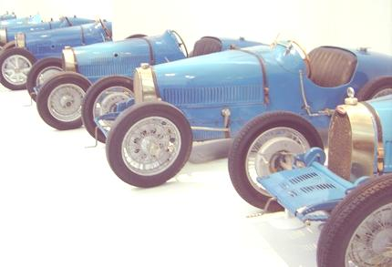 BugattiRacingCars