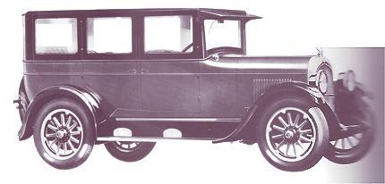 Chrysler G-70 Series 4 puertas