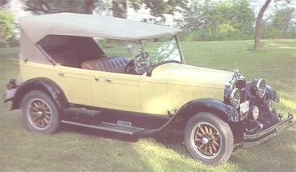 Chrysler Serie 70 1