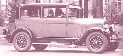 Chrysler Serie 70 2 puertas Brougham
