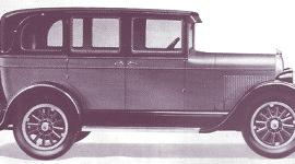 La historia del Grupo Chrysler en imágenes (1926)