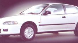 Honda Civic (cronologia histórica) segunda parte