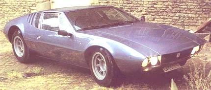 De Tomaso Mangusta 1967 3