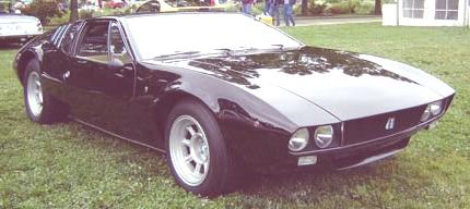 De Tomaso Mangusta 1967 5