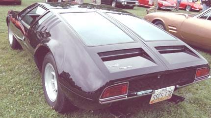 De Tomaso Mangusta 1967 6