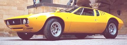 De Tomaso Mangusta 1967 8