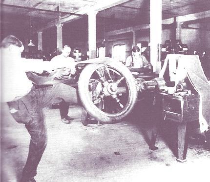 Fabrica de Goodyear