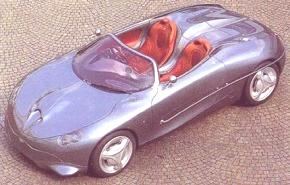 Ford Ghia Focus Concept 1992, historia y características