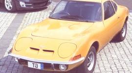 Opel GT 1968, historia