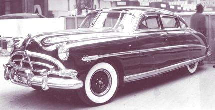 Hudson Hornet 6 1952 2