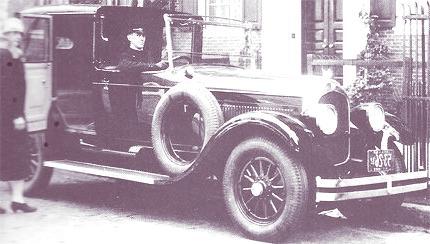 Imperial 80 y Chrysler Sra