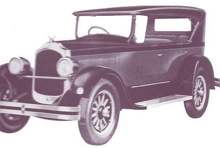 Imperial E-80 1926